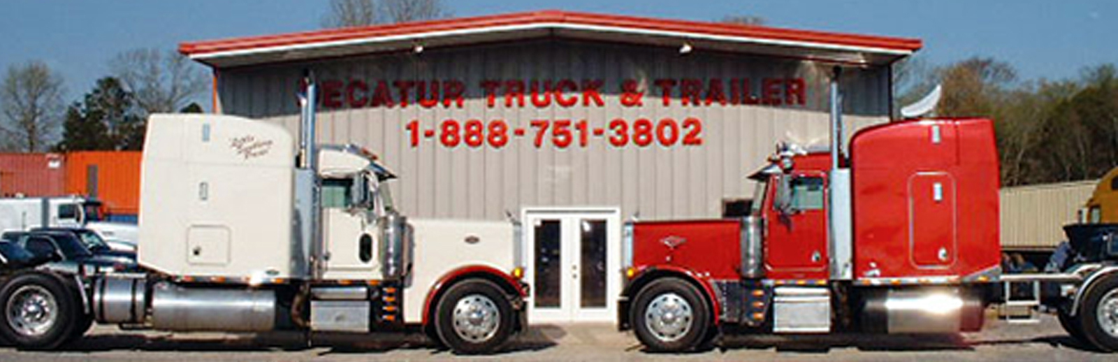 Decatur Truck and Trailer Location Image